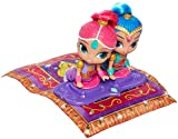 Shimmer and Shine - DGL84 - Magic Flying Carpet Electronic Doll Playset - Fisher Price Nickelodeon Toy