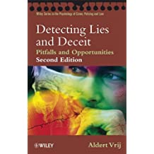 Detecting Lies and Deceit: Pitfalls and Opportunities