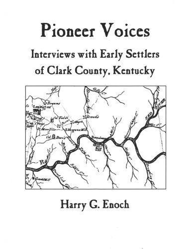 Pioneer Voices by Harry G. Enoch (2012-11-20)