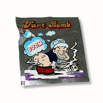 72 Stück Stinkbomben - Fart Bag - Furzbomben -