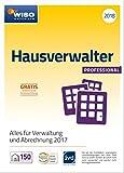 WISO Hausverwalter (2018) Professional Software - Die Profisoftware für alle Vermieter und Hausverwaltungen (Frustfreie Verpackung)