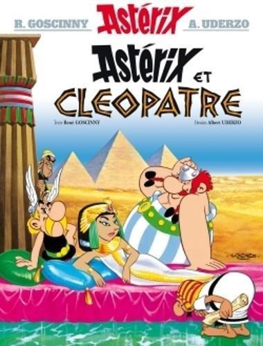 Astérix - Astérix et Cléopâtre - n°6 par René Goscinny