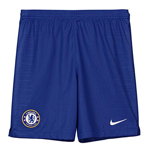 Nike 2018-2019 Chelsea Home Football Shorts (Kids)