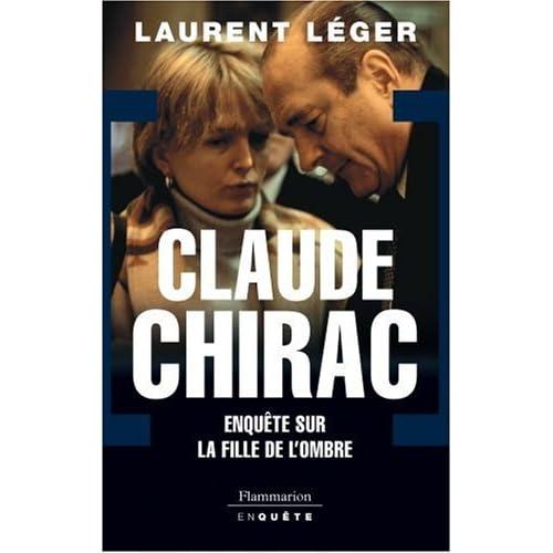 Claude Chirac, la fille de l'ombre