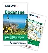 Bodensee: Mit Kartenatlas im Buch und Extra-Karte zum Herausnehmen (MERIAN live)