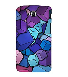 For LG G Pro Lite :: LG Pro Lite D680 D682TR :: LG G Pro Lite Dual :: LG Pro Lite Dual D686 cubes art ( cubes art, cube background, cube art ) Printed Designer Back Case Cover By FashionCops
