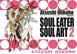 Soul Eater - Soul Art Edition simple Tome 2