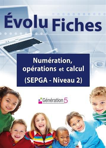 Numération, opérations et calcul Segpa niveau 2 (1Cédérom)