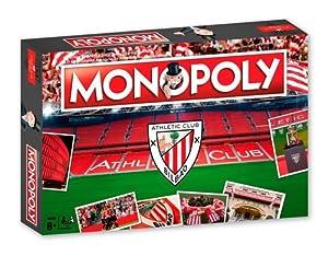 Athletic Club Bilbao- Monopoly Athlétic Club (81120),, Ninguna (Eleven Force