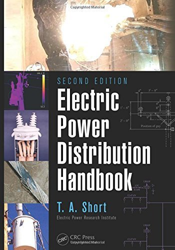 Electric Power Distribution Handbook, Second Edition by Short, Thomas Allen(May 19, 2014) Hardcover