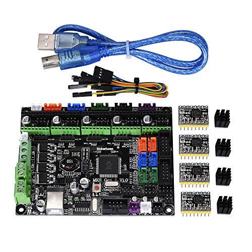 PoPprint MKS Gen L V1.0 - Kit controlador