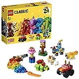 LEGO Classic - Ladrillos Básicos, juguete didáctico y creativo para...