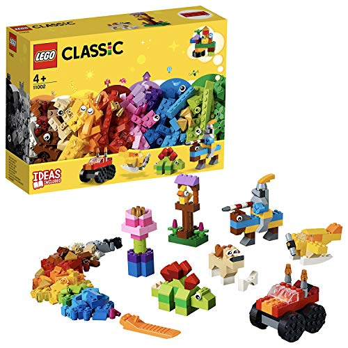 LEGO 11002 Classic Basic Brick Set Building Kit Best Price and Cheapest