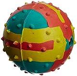 #2: Sicons Pet Fashion Dog Toy Musical Hard Ball (Large)
