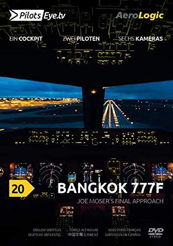 PilotsEYE.tv | BANGKOK | B777, Joe s final Approach'' |:| DVD |:| Bonus: Upset recovery training|