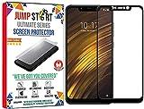 #9: Original Premium MI Poco F1 5DTempered Glass – Premium Full Glue MI Poco F1 Tempered Glass, Full Edge-Edge Screen Protection for MI Poco F1