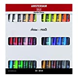 Amsterdam Acrylfarbe 36 x 20 ml