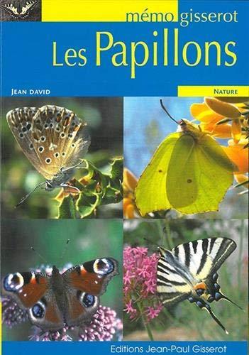 Les Papillons - MEMO par DAVID Jean