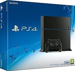 PlayStation 4 - Konsole (500GB, schwarz) [CUH-1216A]