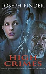 High Crimes by Joseph Finder (2002-09-05)