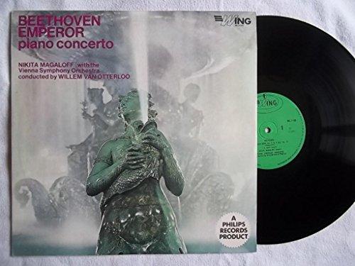 WL 1140 NIKITA MAGALOFF Beethoven Piano Concerto 5 Emperor LP