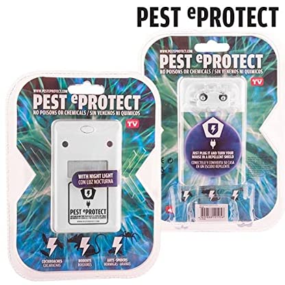 qtimber Pest eProtect Insect & Mouse Repeller 6 x 19 x 14 cm max 1000 characters 4