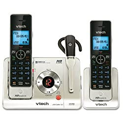 VTech LS6475-3 DECT 6.0 2 Handset for Cordless Phone