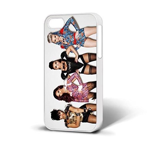 Little Mix 2015nuovo iPhone per Cover posteriore rigida, WHITE CASE, iPhone 5c