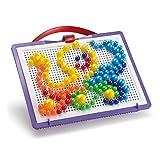 Quercetti 0920 - Fantacolor Steckkugeln in drei verschiedenen Größen, 160 Teile von Quercetti