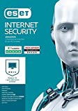 ESET Internet Security 2019 | 1 User | 1 Year Antivirus | Windows ( 10, 8, 7 and Vista) | Download [Online Code]