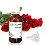 Allin Exporters Rose Attar - 100% Pure , Natural & Undiluted (15 ML)