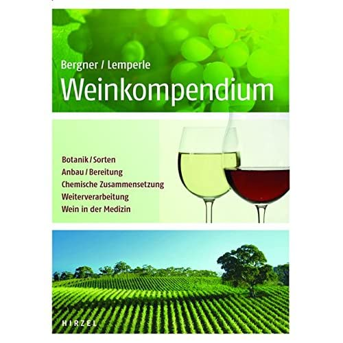 Pdf Weinkompendium Botanik Sorten Anbau Bereitung