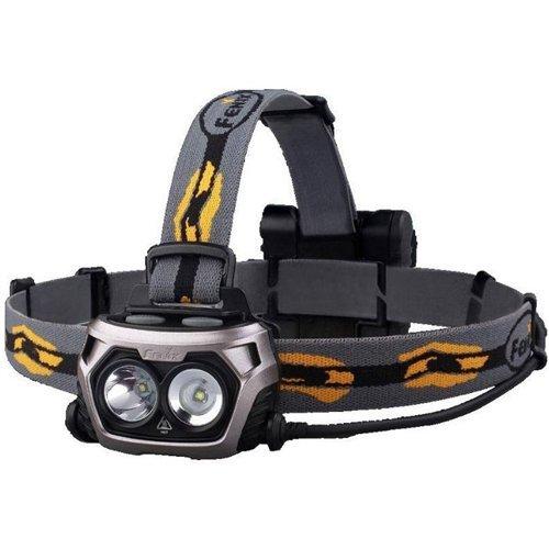 Preisvergleich Produktbild LED Stirnlampe Fenix HP25 batteriebetrieben 184 g Silber FENHP25SILBER