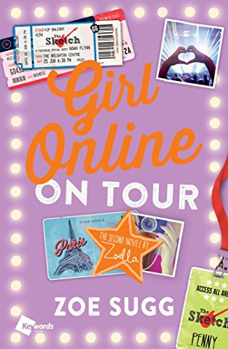Girl Online: On Tour: The Second Novel by Zoella (Girl Online Book) por Zoe Sugg