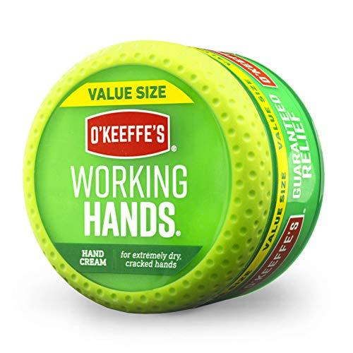 Tarro de crema de manos de la marca O'Keeffe's® Working Hands, 193g