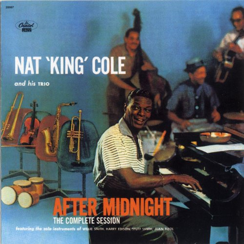 After midnight / Nat King Cole, piano chant | Cole, Nat King - chanteur, pianiste