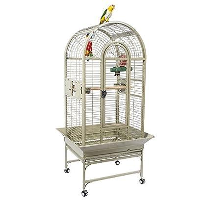 Rainforest Ecuador Medium Parrot Bird Cage (Stone) 2
