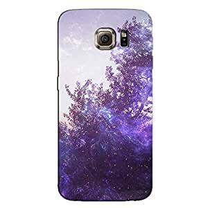 VIOLET BACK COVER FOR SAMSUNG GALAXY S6 EDGE