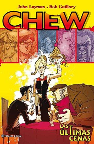 Chew nº 11/12: Las últimas cenas por Rob Guillory