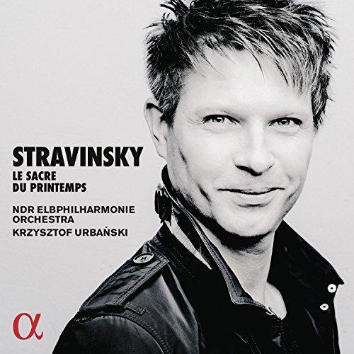 Strawinsky: Le Sacre du Printemps (1 CD + 1 Blu-Ray)
