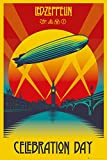 Posters.de GB Eye LED Zeppelin Celebration Day Maxi-Poster, 61 x 91,5 cm