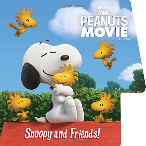 Snoopy and Friends! (Peanuts Movie) by Charles M. Schulz (2015-09-22)