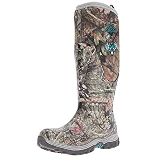 Muck BootGWG Arctic Hunter Tall-U - Gwg Arctic Hunter Tall Damen Herren, Braun (Bark/Mossy Oak Country), 34 M EU