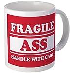 HURKI FRAGILE ASS Small Mug