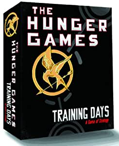 Hunger Games Training Days Strategy Game
