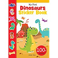 My First Dinosaurs Sticker Book