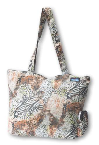 Kavu packalong Tasche, Jungle Print, 13 x 15 x 1