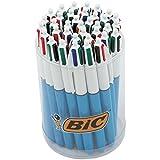 BIC 4colori penna a sfera media (confezione da 36)