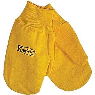 KINCO 817-L Men's 18 oz. Chore Gloves, Mitten, Large, Yellow
