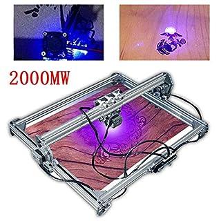 3000mw Lasergravierer Graviermaschine 65x50cm Laser Engraving Engraver CNC DIY Carving Maschine